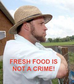 Photo:  Farm Food Freedom Coalition
