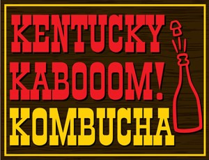 Kentucky Kaboom! Kombucha