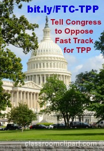 Trans-Pacific Partnership (TPP) - Effort to Fast Track Trade Agreements