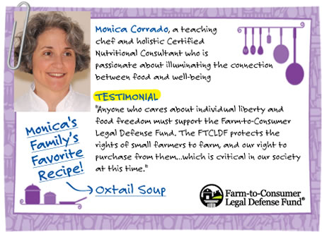 Monica Corrado - Monica's Family's Favorite Recipe!