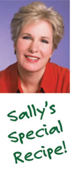 Sally's Special Recipe!