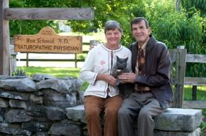 Dr. Ron Schmid Pic